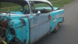 1957 57 Chevy Bel Air Great Parts Car or Restore