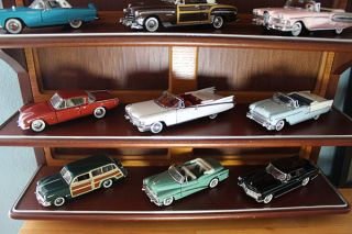 Classic Cars of The 50s Franklin Mint Collection