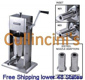 Churro Machine 5 Pound Capacity Stainless Steel UCM DL3