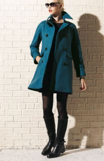 Trina Turk Coat & kate spade new york dress