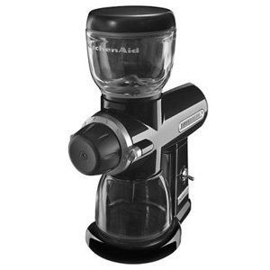 KitchenAid KPCG100OB Pro Line Series Burr Coffee Mill Grinder