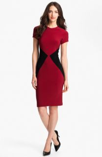 KAMALIKULTURE Colorblocked Sheath Dress