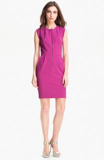 Rebecca Taylor Crepe Sheath Dress