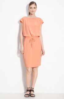 St. John Collection Bateau Neck Dress