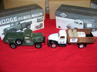 Colt Firearms Factory Collectible Diecast Trucks Set