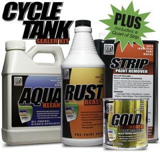 kbs coatings cycle tank sealer plus kit 52005