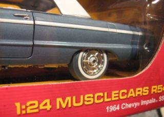 Johnny White Lightning Strike R54 1 24 Scale Musclecars 1964 Chevy