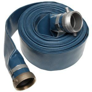 inches Heavy Duty Discharge Watering Hose for Water Pump