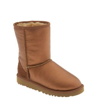 UGG® Australia Classic Short Metallic Boot (Walker, Toddler, Little Kid & Big Kid)