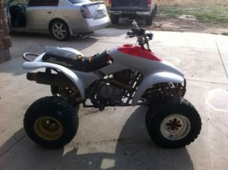 AUCTION IS FOR THE COMPLETE ENGINE/ MOTOR FROM A 1987 HONDA 250X ATV