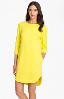 Trina Turk Sculptor Boatneck Shift Dress