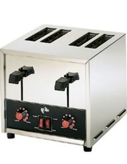 Star 4 Slice Commercial Toaster Model ST04 $500 Retail