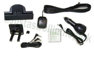 XM Onyx Complete Car Vehicle Kit Cradle Adapter Antenna New