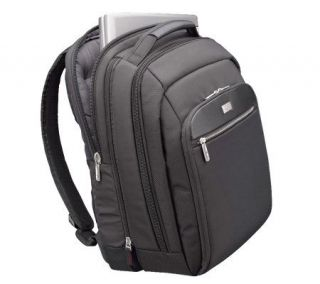 Case Logic 16 Security Friendly Laptop Backpack   Black   E220582