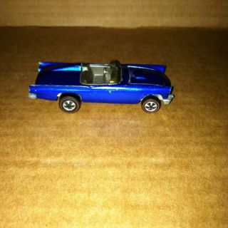 Hot Wheels Classic 57 T Bird Red Line 1971