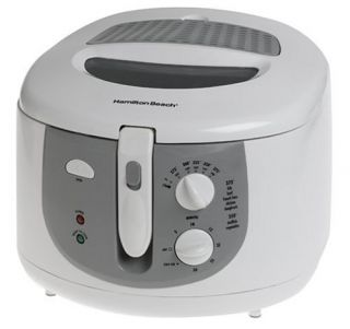 Hamilton Beach 35020 Cool Touch Deep Fryer
