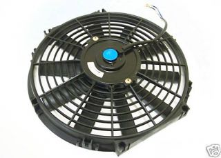 12 inch Slim High Power Electric Radiator Cooling Fan