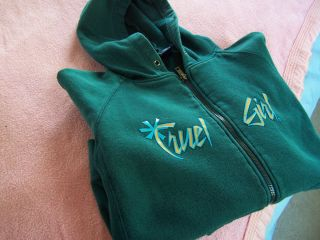 Cruel Girl hoodie, barrel racing, rodeo. cutting,