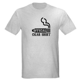 Official Cigar Box Havana Smoking COHIBA Cuban Lounge Drinking T Shirt