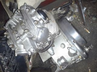 1978 YAMAHA XS650 ENGINE MOTOR NEEDS OVERHAUL FOR PARTS CUSTOM PROJECT