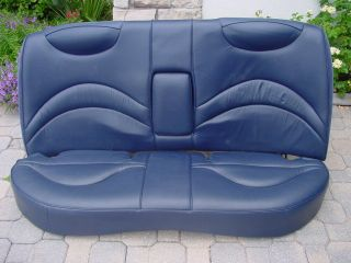 Mercury Grand Marquis Ford Crown Victoria Back Leather Seat