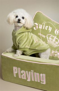 Juicy Couture Velour Dog Bed