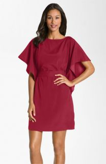 Suzi Chin for Maggy Boutique Tie Waist Silk Dress
