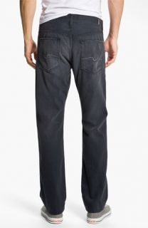 7 For All Mankind® Standard Straight Leg Jeans (Grey Harbor)