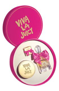 Juicy Couture Viva la Juicy Hatbox Set ($140 Value)