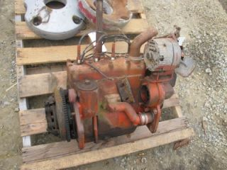 IH International Farmall Cub Tractor Engine 1422
