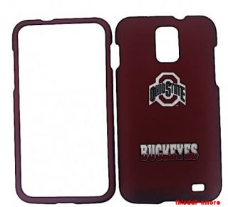 Ohio State Buckeyes Hard Case Cover Samsung Galaxy S2 Skyrocket