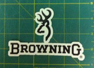 Browning Hunting Deer Truck Car Decals Stickers