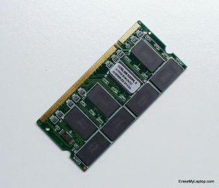 512MB DDR Laptop RAM Memory Upgrade for Apple iBook PowerBook G4