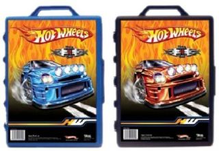 48 Car Carrying Storage Organizer Case for Matchbox Hot Wheels DieCast