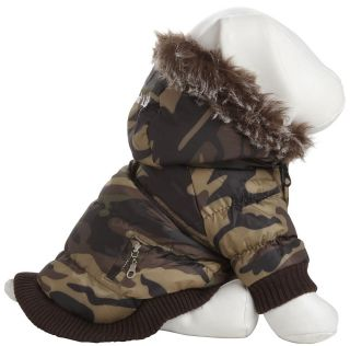 Fashion Designer Pet Dog Coat Jacket Clothes Clothing Apparel