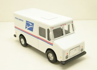 US Postal Service Mail Delivery 4 5 Diecast Model Truck USPS