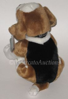 Russ The Beagle Plush Dog Purebred Puppies Toy 4382 New