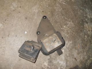 93 Dodge RAM 250 Pickup Engine Mounts Cummins Diesel