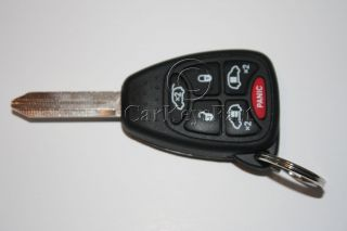 2004 2005 2006 2007 Dodge Grand Caravan Remote Key H1