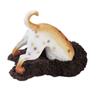 Toscano Terrence The Terrier Digging Dog Sculpture NG30361