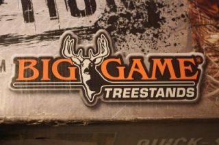 Drury Outdoors Ground Blind from Big Game Treestands HB3000 Turkey