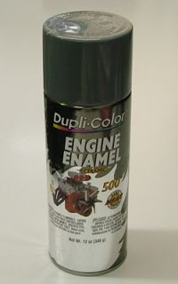 dupli color de1611 new ford gray engine spray paint brand dupli color