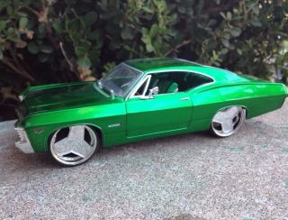 1967 Chevy Impala Hot Wheels RARE Custom VHTF Diecast Dub City