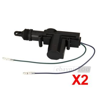 Universal Heavy Duty Power Door Lock Actuator Motor 2 Wire 12V