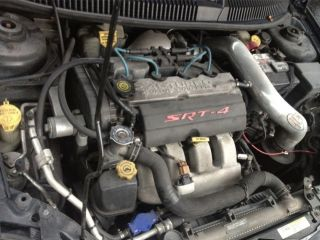 2003 Dodge Neon SRT 4 2 4 Turbo Engine Motor Transmission Swap 81 K