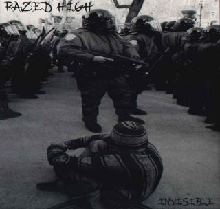 Razed High Invisible New SEALED 2001 Insiduous Underground Hip Hop Rap
