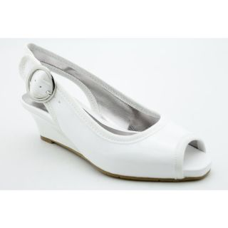 Jessica Simpson Penn Youth Kids Girls Size 1 White Synthetic Wedge