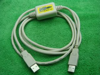Driver Free USB2 0 Data Copy Transfer Link USB Cable