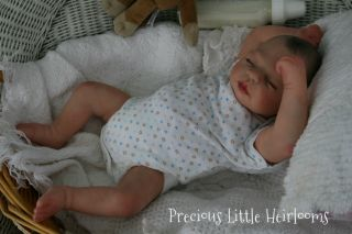 REBORN BABY BOY DOLL*SPARROW KIT*SO REALISTIC