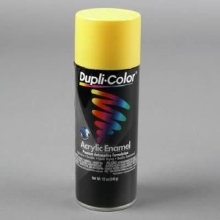 Dupli Color DA1687 Paint, General Purpose, Enamel, Semi Gloss, Chrome